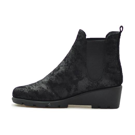 eed1a7d0 ... Botki Flexx B413/07 Czarne Flexx czarny Arturo-obuwie