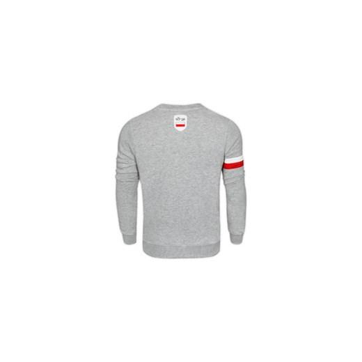 47d08c3c4f96 ... Bluza patriotyczna Orzeł Sport Opaska jasny melanż (B.SUR.800) szary  Surge ...