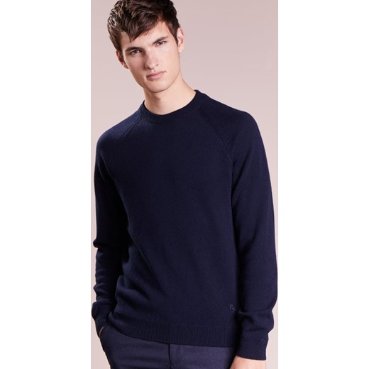 ps by paul smith sweter navy zalando. Black Bedroom Furniture Sets. Home Design Ideas