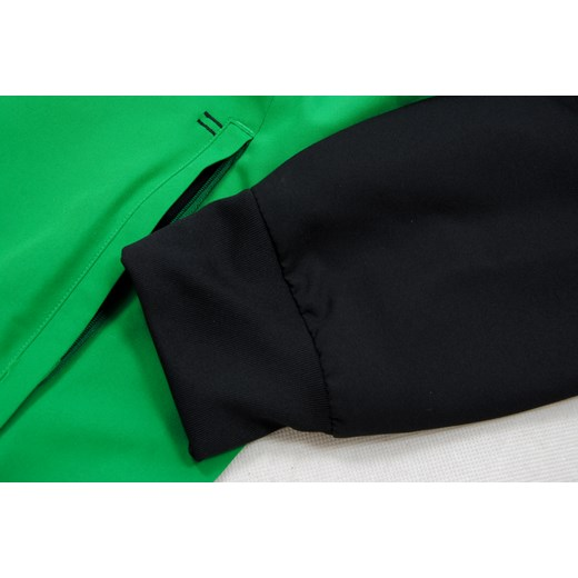 ADIDAS KURTKA CHŁOPIĘCA WIATRÓWKA TIRO 17 BQ2788 zielony