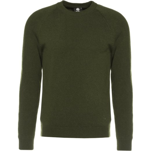 ps by paul smith sweter army green zalando. Black Bedroom Furniture Sets. Home Design Ideas