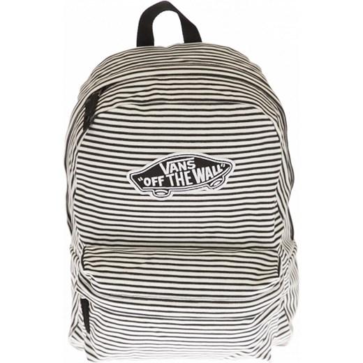 2b65e75502e28 Plecak Vans Realm Backpack Marshmallow V00NZ0QII szary SMA w Domodi