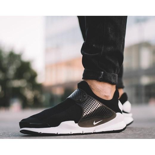 sports shoes ae33c 16acb Buty męskie sneakersy Nike Sock Dart Kjcrd 819686 005 czarny  sneakerstudio.pl