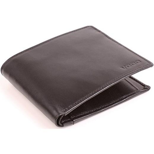 7fbbf64dc8405 Męski portfel skórzany VOOC PPM3 BLACK Tanie-Zakupy.com w Domodi