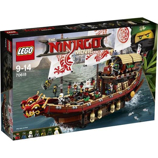 Klocki Lego Ninjago Movie Perła Przeznaczenia 70618 Oficjalny Sklep
