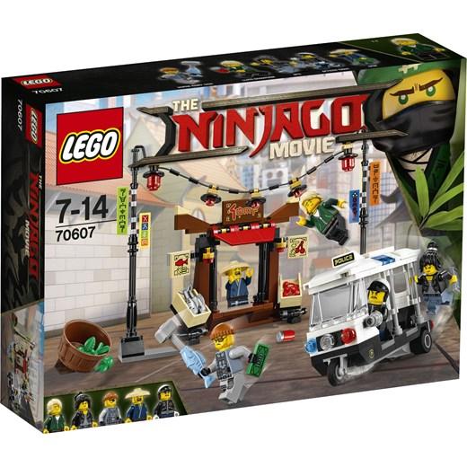 Klocki Lego Ninjago Movie Pościg W City 70607 Oficjalny Sklep