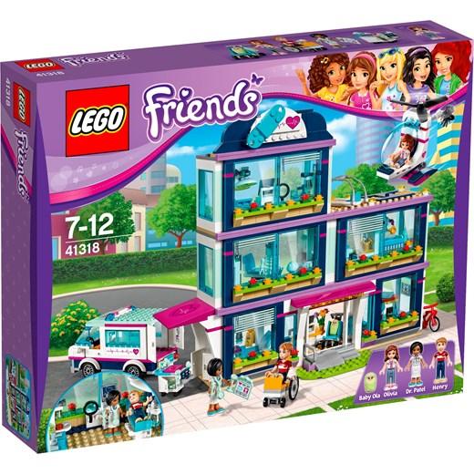 Klocki Lego Friends Szpital W Heartlake 41318 Oficjalny Sklep
