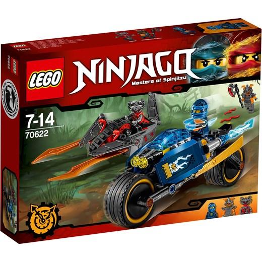 Klocki Lego Ninjago Pustynna Błyskawica 70622 Oficjalny Sklep