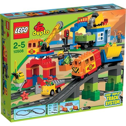 Klocki Lego Duplo Pociąg Zestaw Deluxe 10508 Oficjalny Sklep Allegro