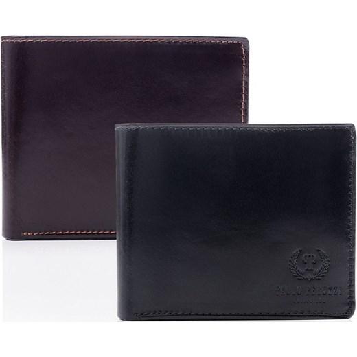 035d0bcd04af9 Ekskluzywny portfel męski Paolo Peruzzi 096pp supergalanteria-pl czarny  elegancki