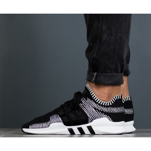 best loved 78aed c5c1d ... Buty męskie sneakersy adidas Originals Equipment Support Adv Primeknit  BY9390 - CZARNY Adidas Originals czarny 46 ...