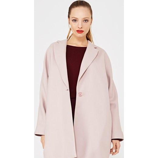 7b5e16d53d Płaszcz Simple 34 okazyjna cena ...
