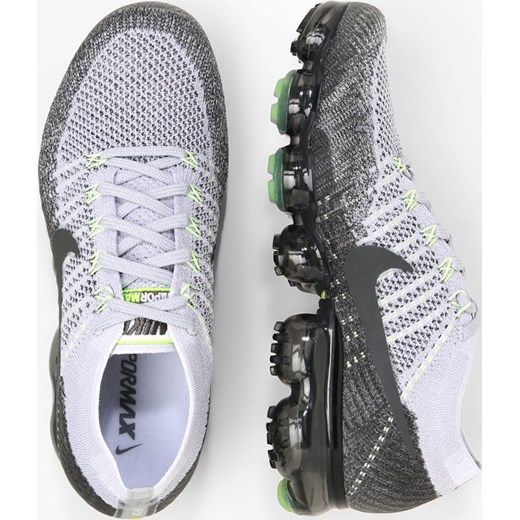 premium selection a59e1 d7d6a Nike Performance AIR VAPORMAX FLYKNIT Obuwie do biegania treningowe pure  platinum/anthracite/white/dark grey/cool grey Zalando