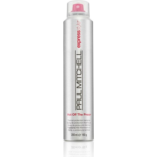Paul Mitchell Express Style Hot off the Press - spray termoochronny 200ml - Wysyłka w 24H! szary Paul Mitchell  Estyl.pl