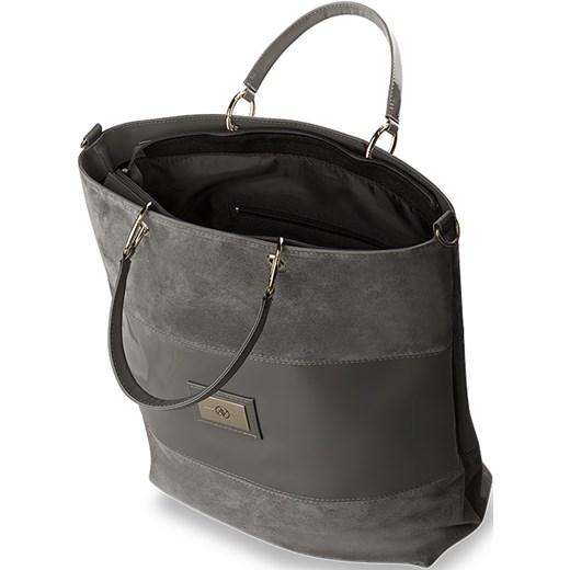 5995e64d169e8 Hit tego sezonu modna stylowa duŻa torebka czarna world style jpg 520x520  Modne torebki duze