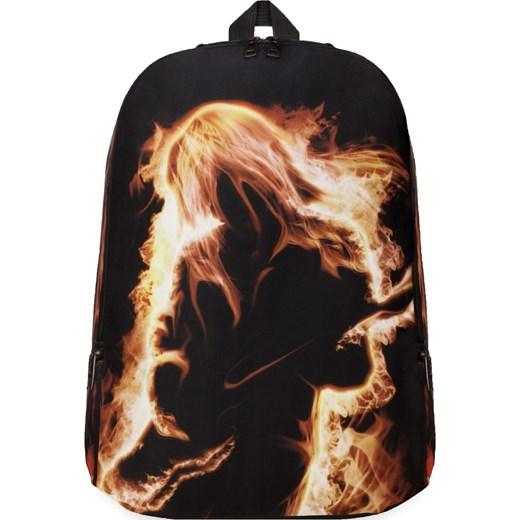 Najlepiej dostępność w Wielkiej Brytanii oryginalne buty Młodzieżowy plecak męski szkolny wycieczkowy – gitarzysta szary  world-style.pl