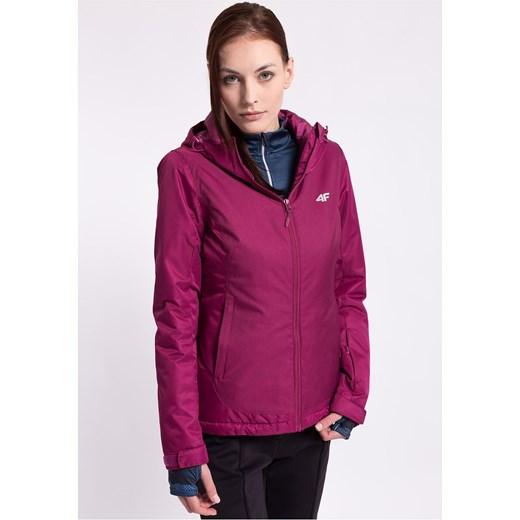 ae658480ed29f Kurtka narciarska damska KUDN001z - fiolet purpurowy 4F w Domodi