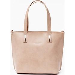 433060c9c1f20 Shopper bag Vera Pelle - merg.pl