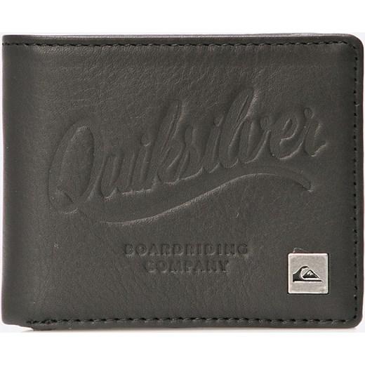 9e911351de1a4 Quiksilver - Portfel skórzany Quiksilver uniwersalny promocyjna cena  ANSWEAR.com ...