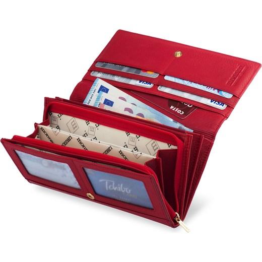 5026db71e8195 ... Piękny portfel monnari lakierowana portmonetka damska oryginalne  tłoczenie – czerwony Monnari czerwony promocja world-style ...