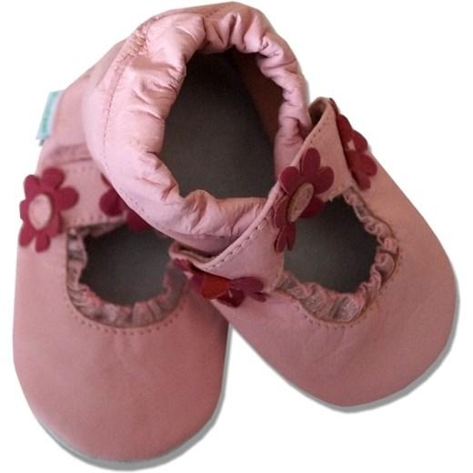85% ZNIŻKI Sandałki różowe 12 18 mcy (14 cm) eco kids
