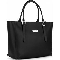 40eb32c35ff02 Czarne torby shopper bag panitorbalska, lato 2019 w Domodi