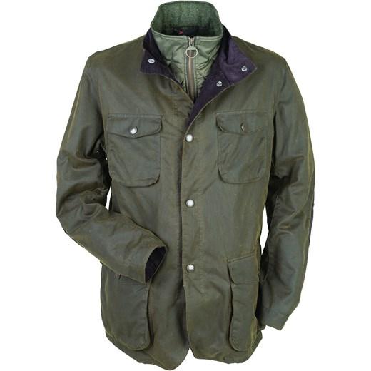 e1f38e0a6673f Kurtka męska woskowana- Barbour Ogston Waxed Jacket Barbour XL Heritage &  Tradition Barbour
