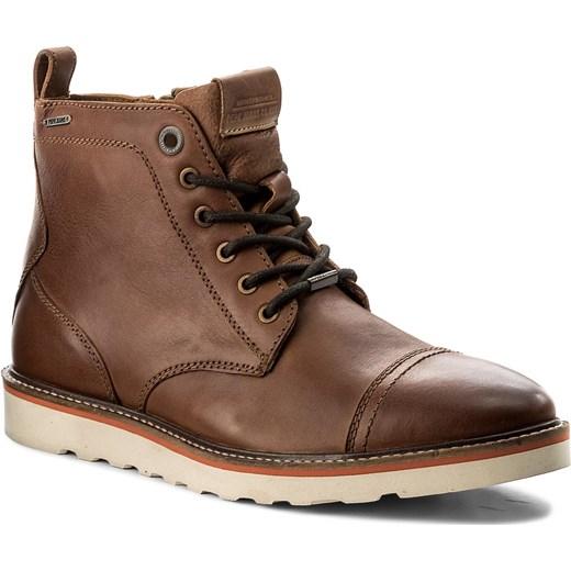 361787ef Kozaki PEPE JEANS - Barley Boot Tumble PMS50150 Tan 869 Pepe Jeans 45  eobuwie.pl