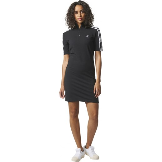 d36a364c60 Sukienka adidas 3-Stripes Dress - BR4448 czarny Adidas Originals UrbanGames