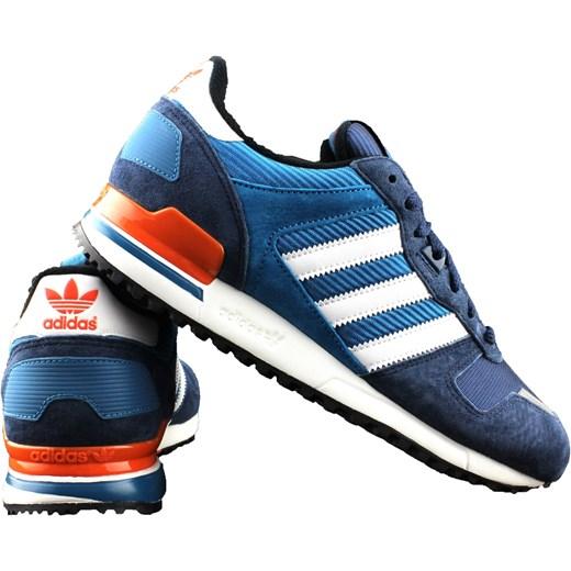buty adidas zx 700 niebieskie