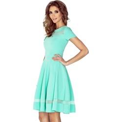 d3a74aa093 Turkusowe sukienki na komunię damskie