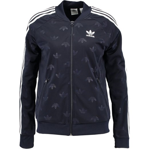 adidas Originals Kurtka Bomber legend ink Zalando