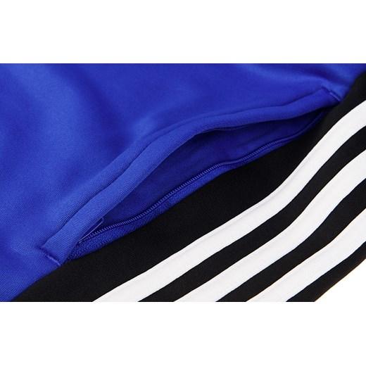 Bluza Adidas meska Regista CZ8626 niebieski Desportivo