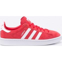 czerwone buty damskie adidas