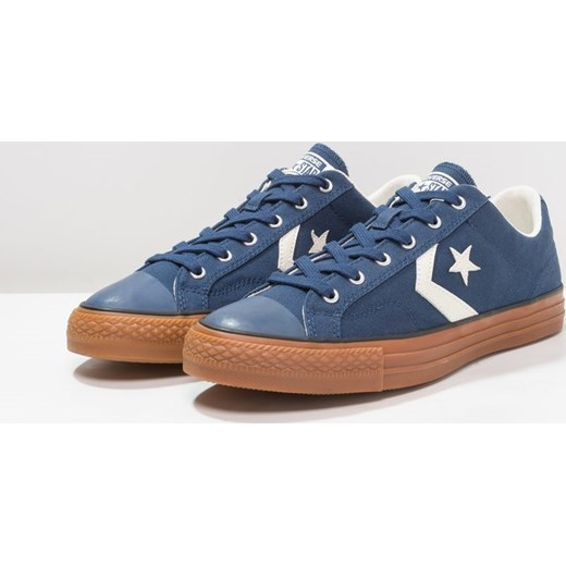 0adc6106815 ... low price converse star player ox streetwear tenisówki i trampki navy  egret honey converse 48 zalando