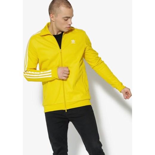 ffcc9e6169 ADIDAS BLUZA BECKENBAUER TT Adidas zolty L okazyjna cena Sizeer