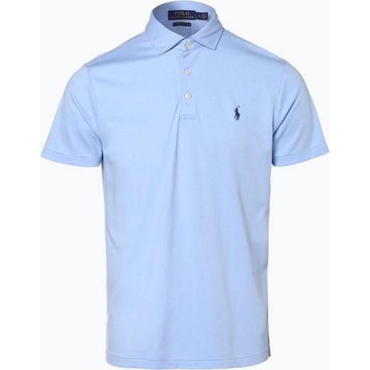 9b61773cd Polo Ralph Lauren - Męska koszulka polo, niebieski niebieski Polo Ralph  Lauren L vangraaf