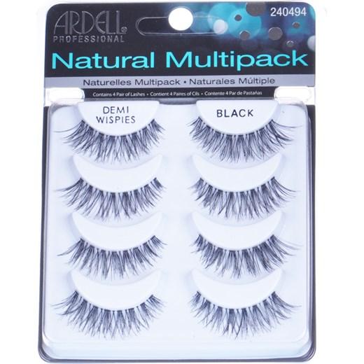 0462d73b774798 Ardell Natural Multipack Demi Wispies Black Sztuczne rzęsy w pasku czarne 4  pary fioletowy ebella.pl w Domodi
