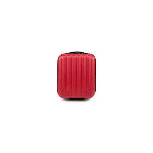 0574af016366b V25-10-232-35 Walizka na kółkach 17\'\' wittchen czerwony ...
