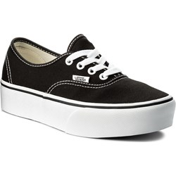 vans authentic czarne 40