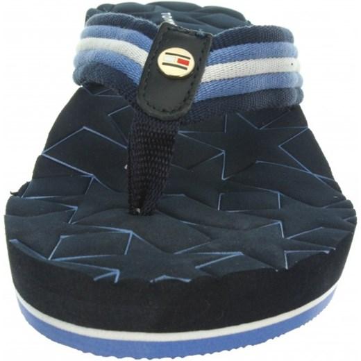 ed63ac9c869d3 ... Japonki Comfort Mid Beach Sandal FW0FW02367 Midnight 403 Tommy Hilfiger  czarny 40 Ego ...