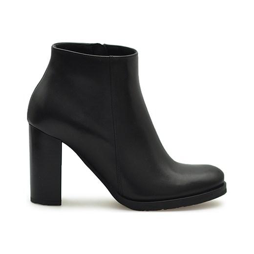 56f58d5d92e2b ... Botki Arka BI7149/308 Czarne lico Arka okazyjna cena Arturo-obuwie ...