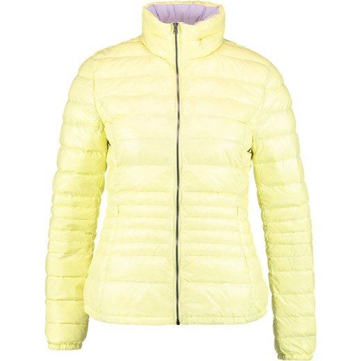 a0130617aa23d Benetton SHORT JACKET Kurtka puchowa yellow/lilac Benetton 36 Zalando ...