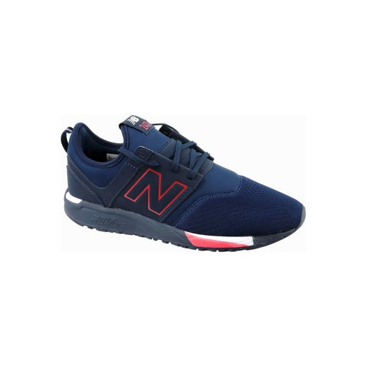 sneakersy new balance mrl247nr granatowy