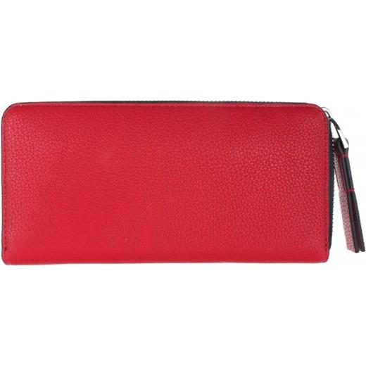 54a9d873580c4 ... Black Label Damski Edge Large Ziparound K60K603910 618 czerwony Calvin  Klein OS Ego ...