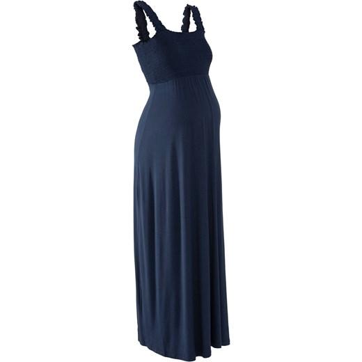 a7826e73ff2966 Długa sukienka ciążowa BPC Collection bonprix w Domodi