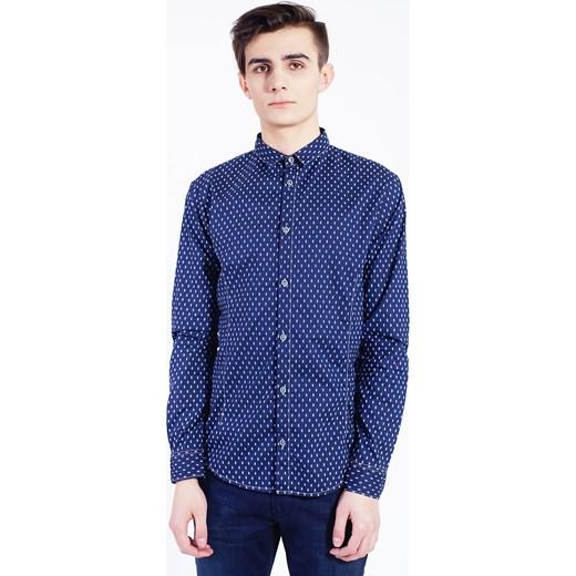 423259f736d5ed Koszula we wzory Armani Jeans Velpa.pl w Domodi