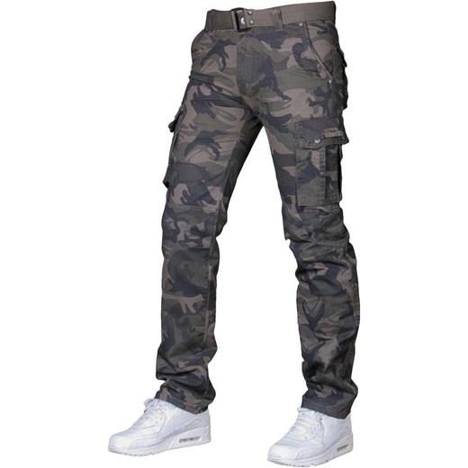 Spodnie męskie Bojówki Iteno Proste