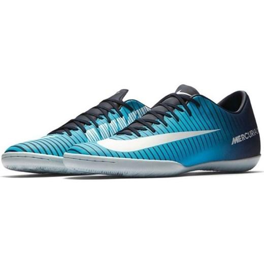 e0701e21a ... Buty halowe Nike MercurialX Victory VI IC M 831966-404 Nike turkusowy  44,5 ...