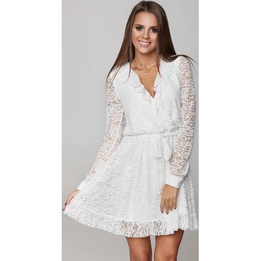 586e1058b4 Nancy ecru szary loola promocyjna cena jpg 520x520 Sukienki loola